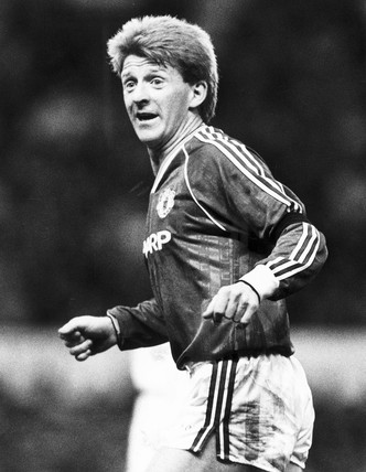 Gordon Strachan, February 1989.