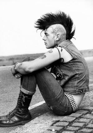 Punk, October 1982.
