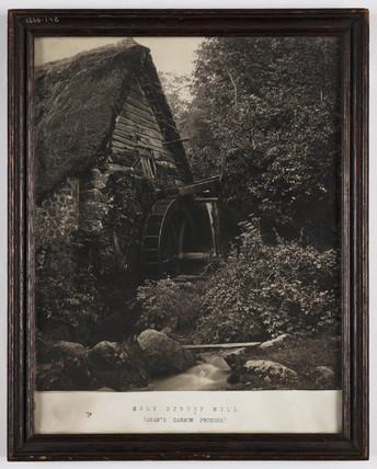 Holy Street Mill, 1866.