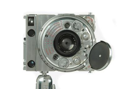 Compass camera, No 2475, c 1938.
