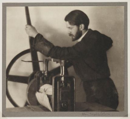 Alvin Langdon Coburn, 1905.