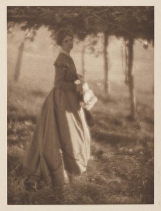 'The Arbor', c 1908.