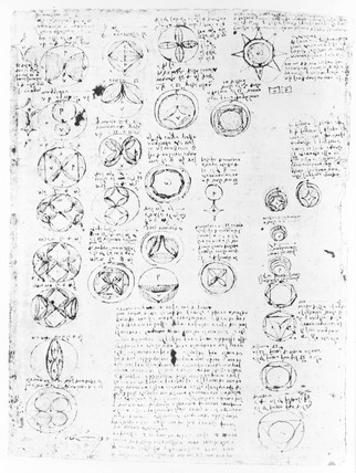 Sketch of lunulae.