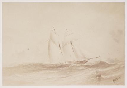 The Gitana, 1846.