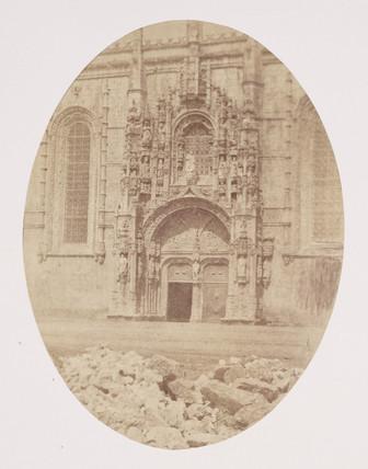 Convent of San Geronimo, c 1849.