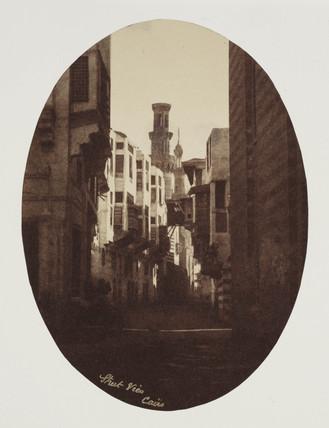 Cairo, c 1849.