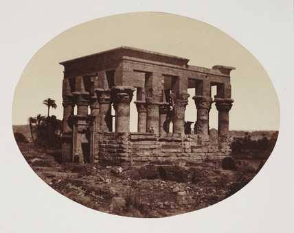 'Hyp'thal temple at Phyl', c 1849.