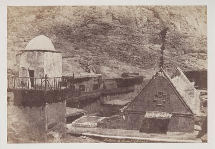'Mt. Sinai, Convent',  c 1849.