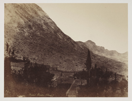 'Convent on Mt. Sinai.' c 1849.
