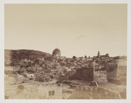 Jerusalem, c 1849.