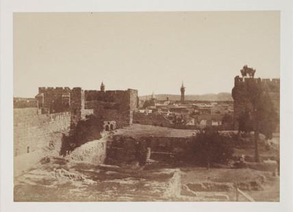 Damascus, c 1849.