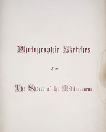 Page taken from the Claudius Galen Wheelhouse album.