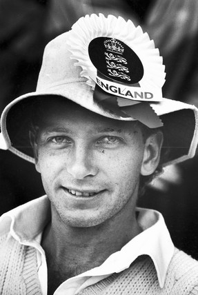 David Gower, 31 July 1985.