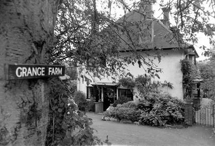 Harold Wilson's house, Buckinghamshire, March 1974.