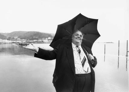 Cyril Smith, British politician, September 1981.