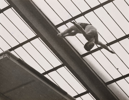 Men's High Diving, 4 August 1948.