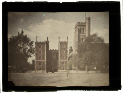 'Lambeth Palace, (Copy)', c 1911.