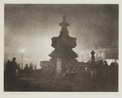 'Piccadily Circus', 1924.