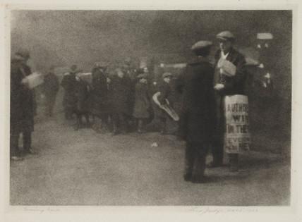 'Evening News', 1923.