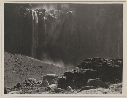 'The Cirque of Gravarne', 1925.