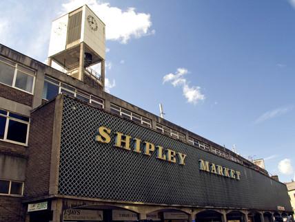 Shipley Market, West Yorkshire, 2005.
