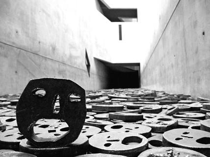 Installation, Jewish Museum, Berlin, 2004.