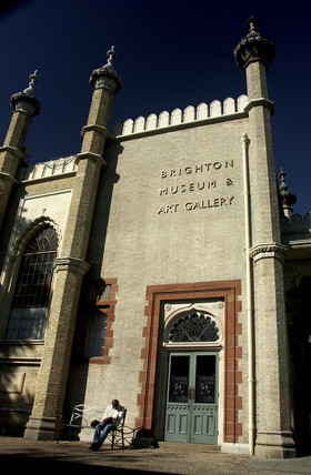 Brighton Museum and Art Gallery, 2004.