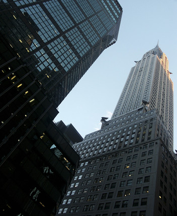 Chrysler Building, New York, USA, 2004.