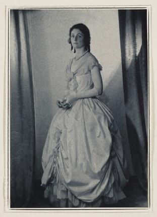 'The Crinoline', 1932.