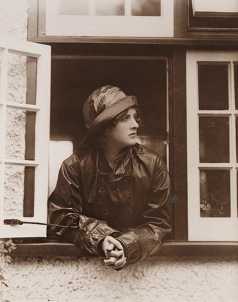 'Gladys Cooper', c 1920.