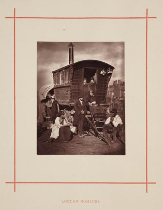'London Nomades', 1877.