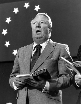 Edward Heath, Conservative Conference, Blackpool