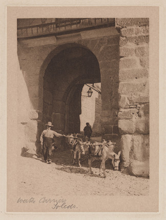 'Water Carriers, Toledo'.