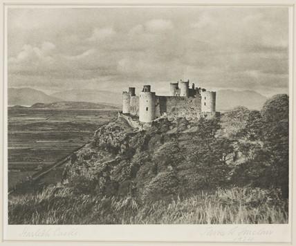 'Harlech Castle', 1924.