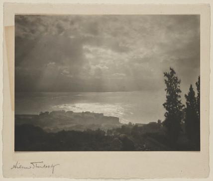'The Sun's Benidiction', c 1920s-1930s.