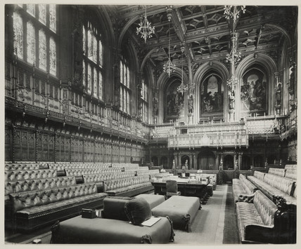 'The House of Lords', 1933.