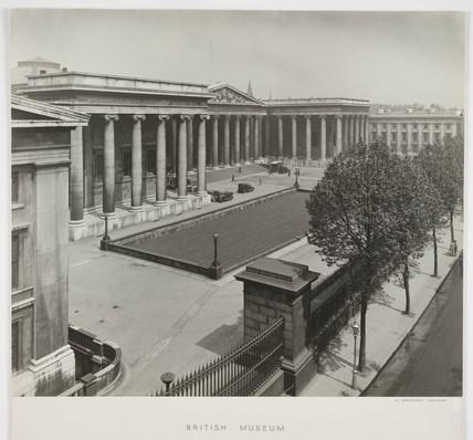 'British Museum'.