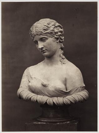 'Clytie', 1854-1858.