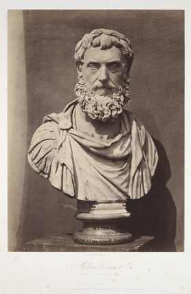 'aelius Caesar (Knight Collection)', 1854-1858.