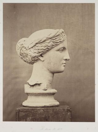 'A Mask', 1854-1858.