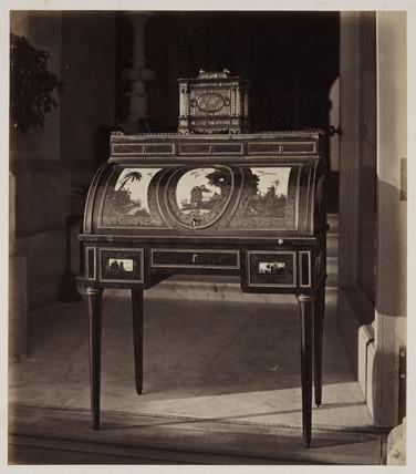 Bureau, 1854-1858.