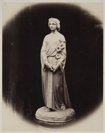 'Chastity. Durham', 1854-1858.