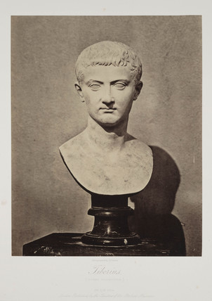 'Tiberius, (Burke Collection)', 1854-1858.
