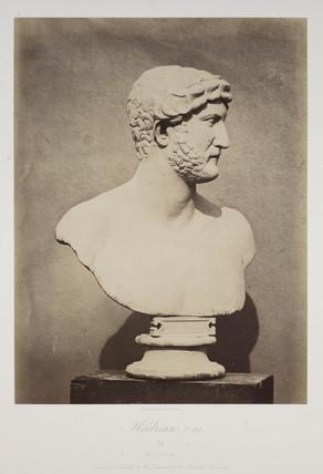 'Hadrian. T 94', 1854-1858.