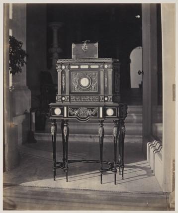 Cabinet, 1854-1858.