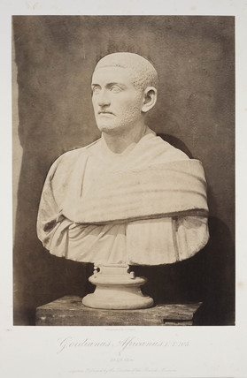 'Gordianus Africanus 1. T 105', 1854-1858.