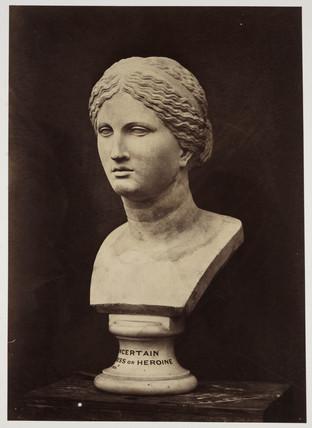 'Uncertain Goddess as Heroine', 1854-1858.