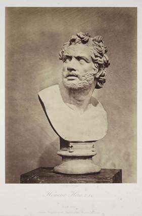 'Homeric Hero. T 86', 1854-1858.
