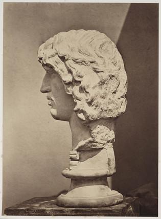 'Barbarian Captive. T 106', 1854-1858.