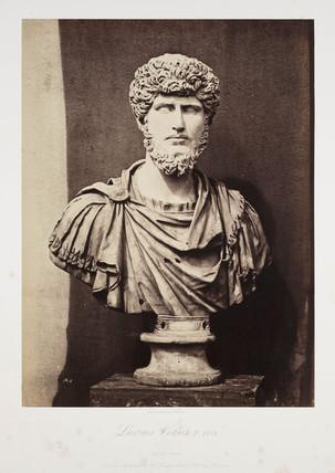 'Lucius Verus. T 103', 1854-1858.